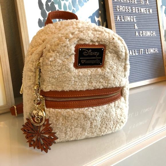 b482b6e1923 Disney Handbags - Loungefly Disney s Frozen Mini Backpack
